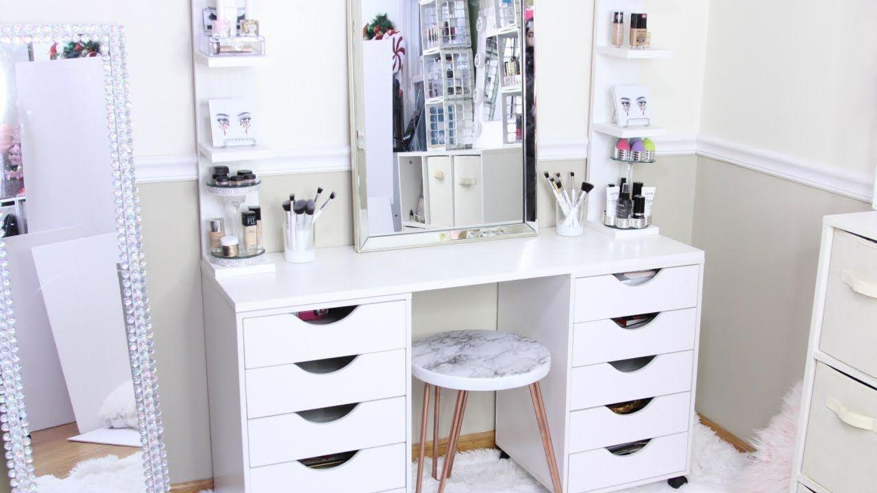 Ikea Makeup Table Diy