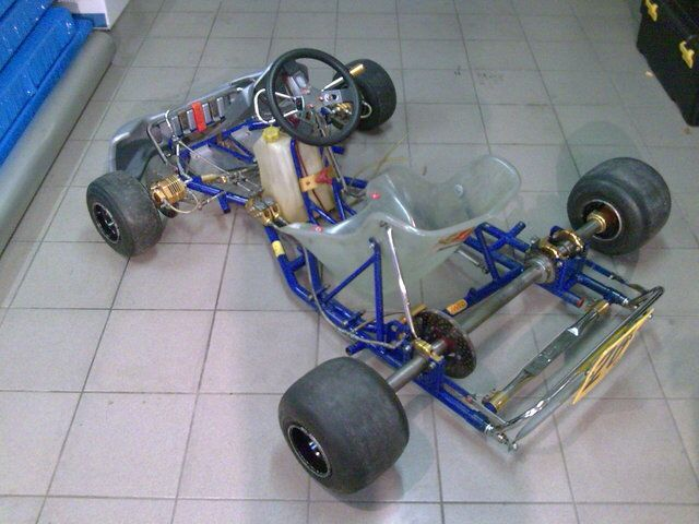 Shifter Kart Frame Plans | damnxgood com