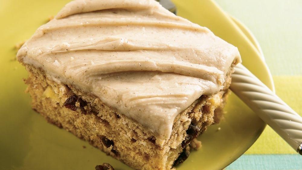 applesauce spice cake  recipe  applesauce spice cake