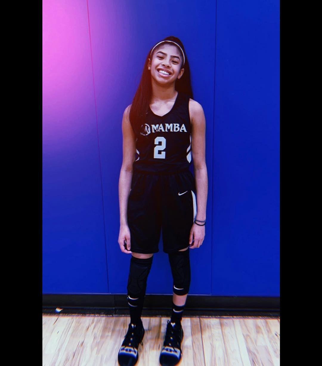 Vanessa Bryant On Instagram Always Smiling For Mama Birthday Girl 13 Gigibryant M In 2020 Kobe Bryant Daughters Kobe Bryant Kobe Bryant Black Mamba