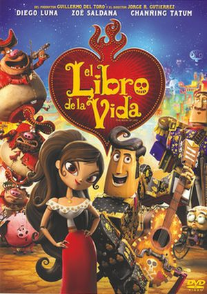 EL LIBRO DE LA VIDA. Dirigida per Jorge R. Gutiérrez. Twentieth Century Fox, 2015.
