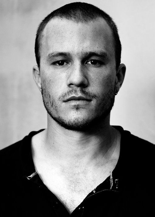 Heath Ledger He was so talented #RIP