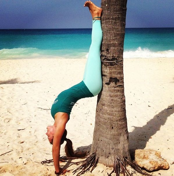 yoga inspiration @yoga_girl