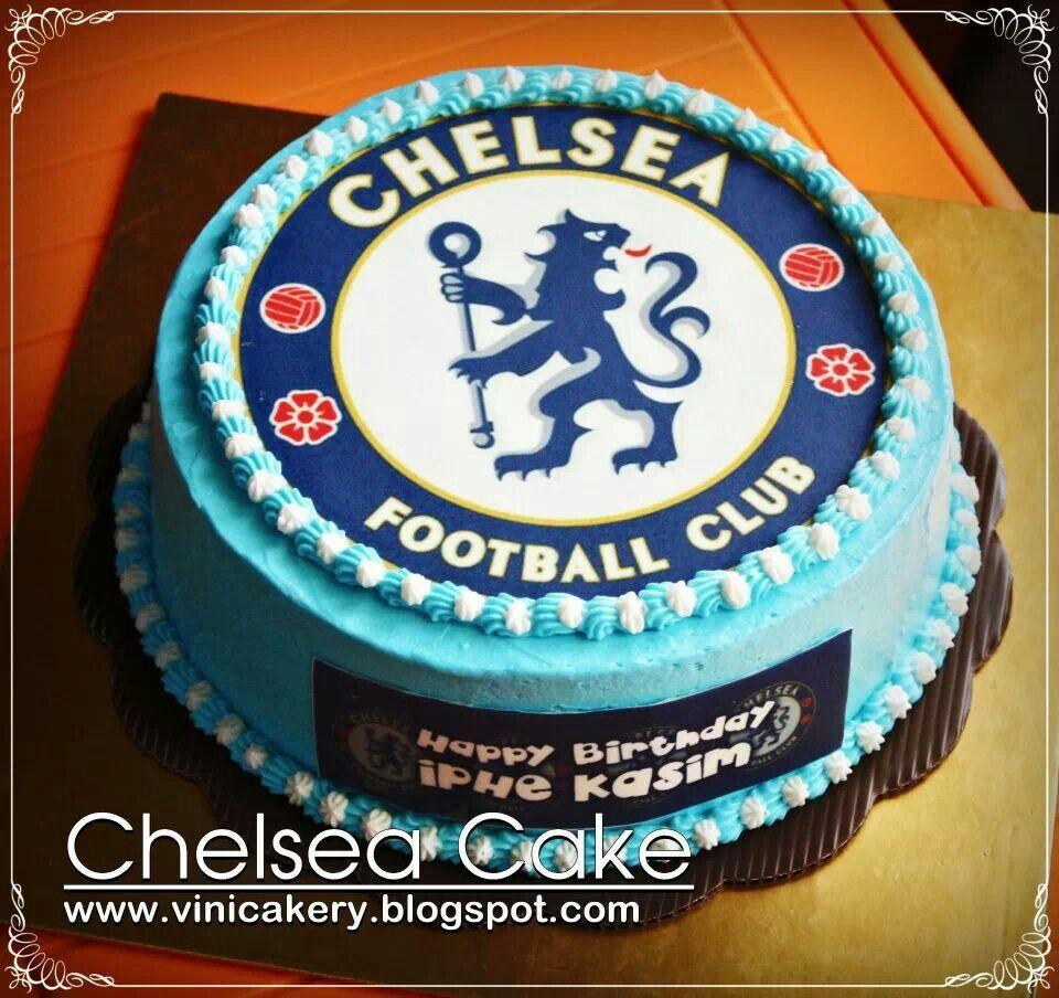 Fine Chelsea Cake Cake Boy Birthday Cake Cake Pictures Personalised Birthday Cards Veneteletsinfo