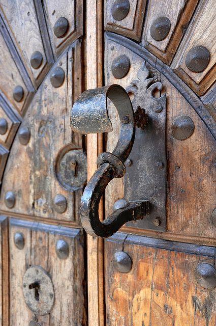 Cartes Cantabria アンティーク ドアノブ ドア