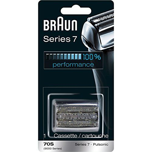 Braun Pulsonic Series 7 70s Foil Cutter Replacement Head Compatible With Models 790cc 7865cc 7899cc 789 In 2020 Braun Series 7 Braun Electric Shavers Head Shaver