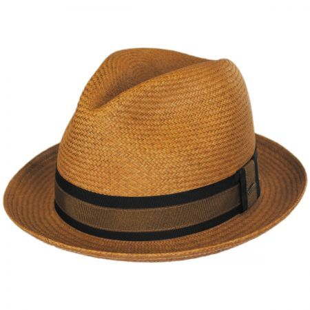 Panama Hats - Grade 8 and Montecristi Panamas - Village Hat Shop ... 092902563b5