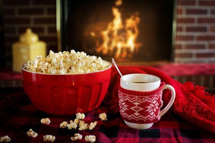 ▷ 1001 + ideas de preciosas imágenes de Navidad con deseos #fondecranhiver