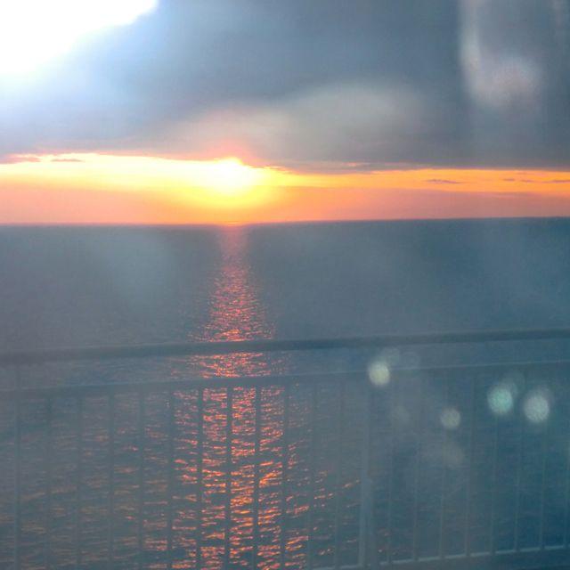 Waking up to the Sunrise!