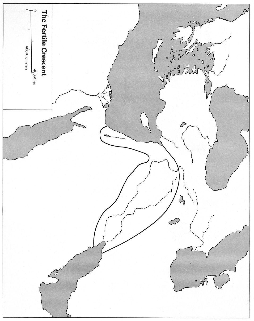 Ancient Mesopotamia Map Worksheet Fertile Crescent C1 W1 In 2020 Ancient Mesopotamia Map Mesopotamia Ancient Mesopotamia