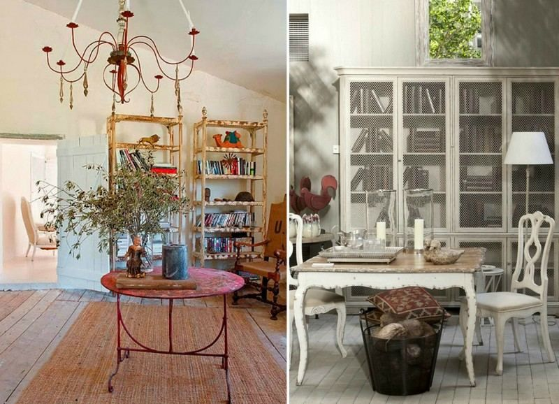 Meuble Style Campagne Chic