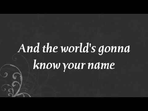 Please rate this Video Lyrics: Look at the stars, Look how ...