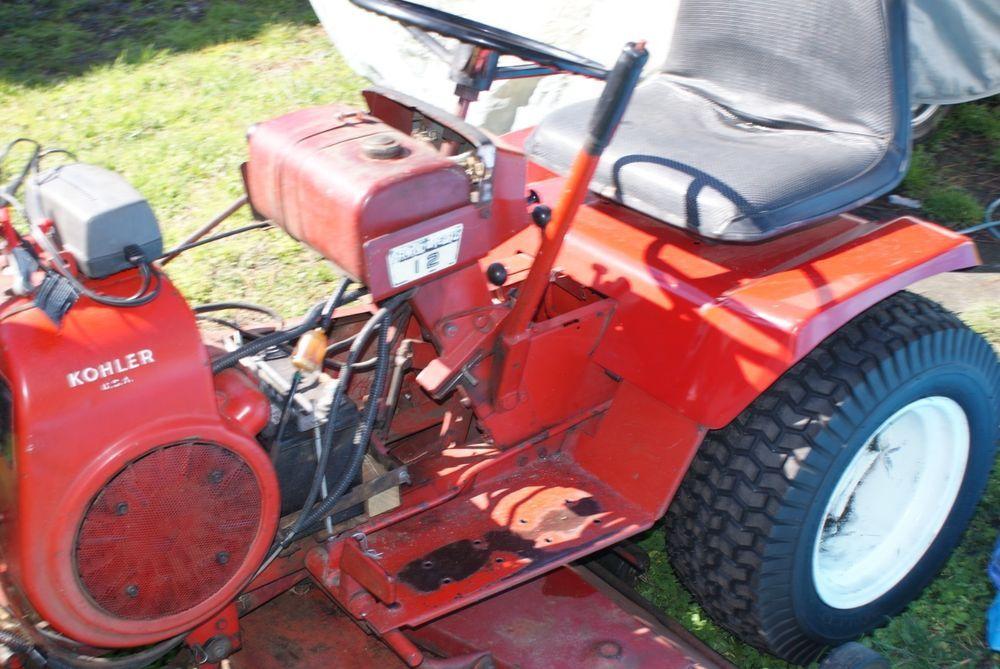 Simplicity 9518 tractor - Google Search