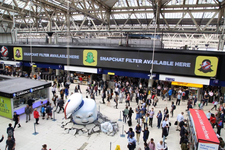 How Ooh Advertising Is Moving Beyond Awareness Outdoor Advertising London Underground Stations Waterloo