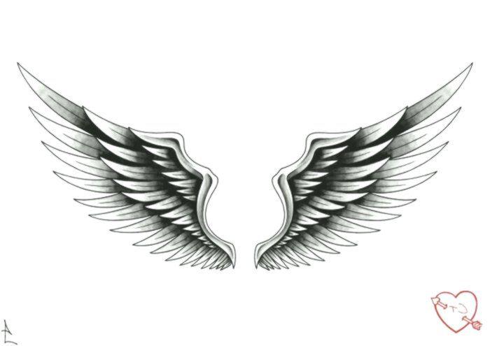 Tattoo motive engel Tattoo Arm