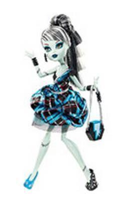 Monster High Frankie Stein 2013 Sweet 1600 Release Doll