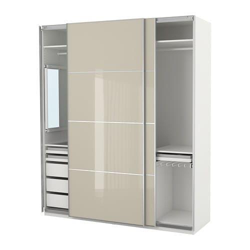 Furniture and Home Furnishings | Pax wardrobe, Ikea, Diy ...