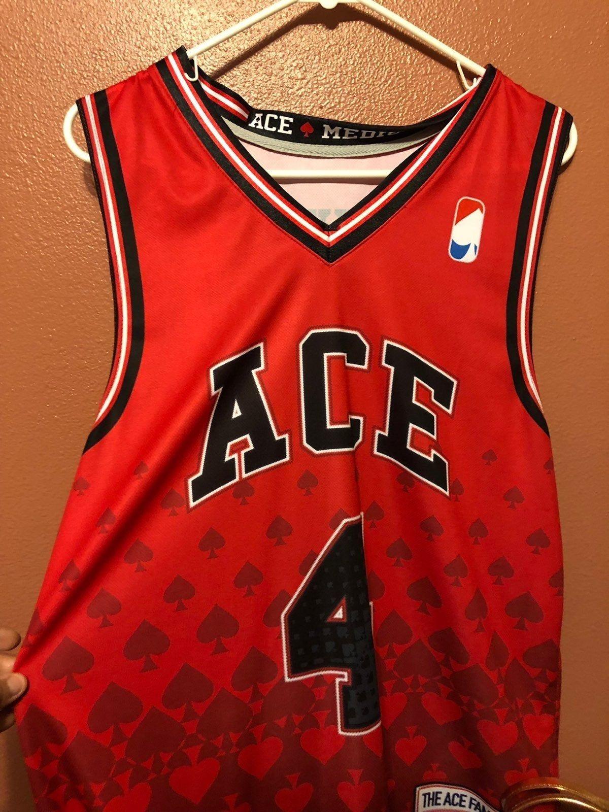 Ace Family Jersey | Ace family, Ace, Jersey