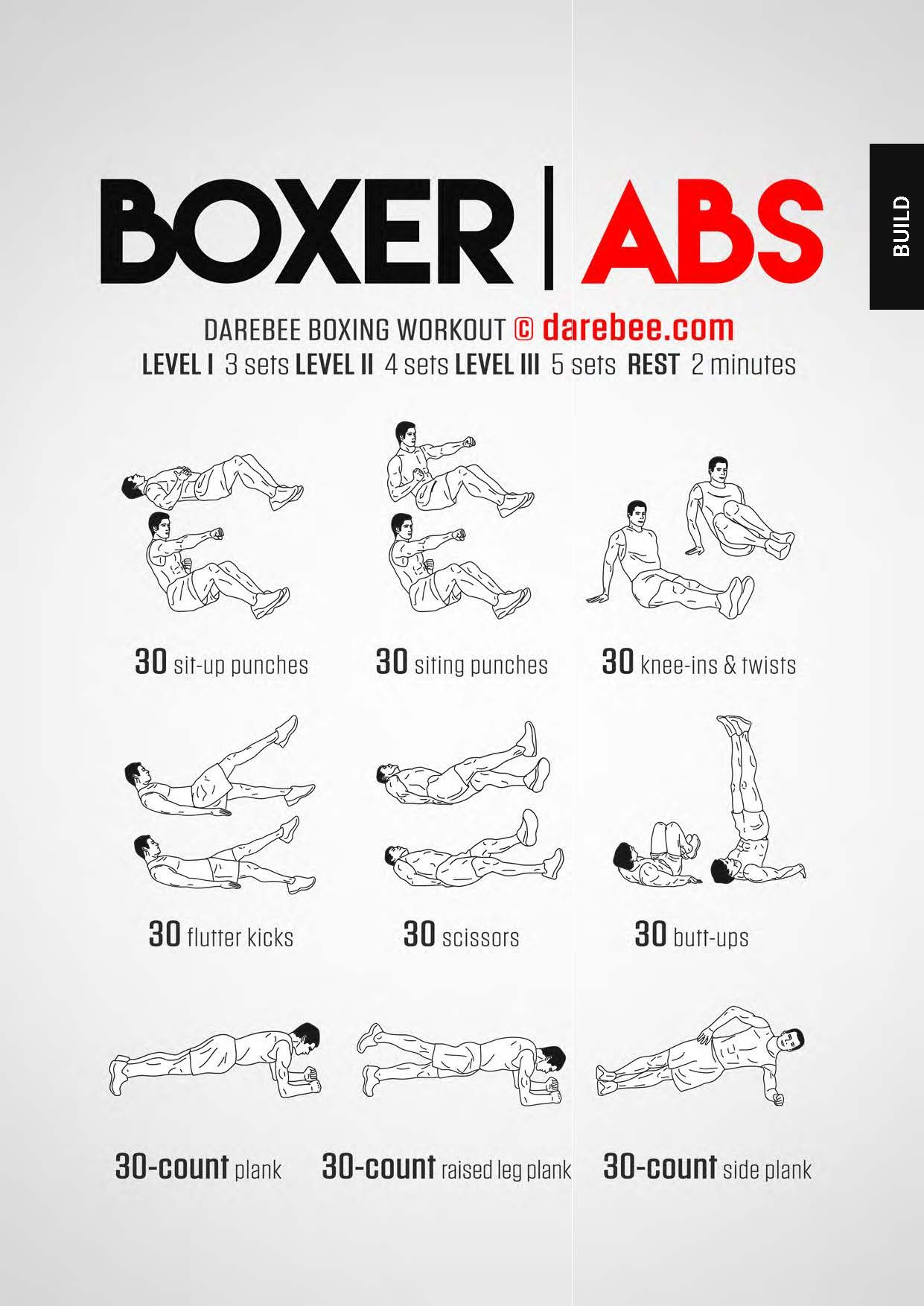 5 ABS Exercises That Crush Belly Fat | 8 Minute Fitness