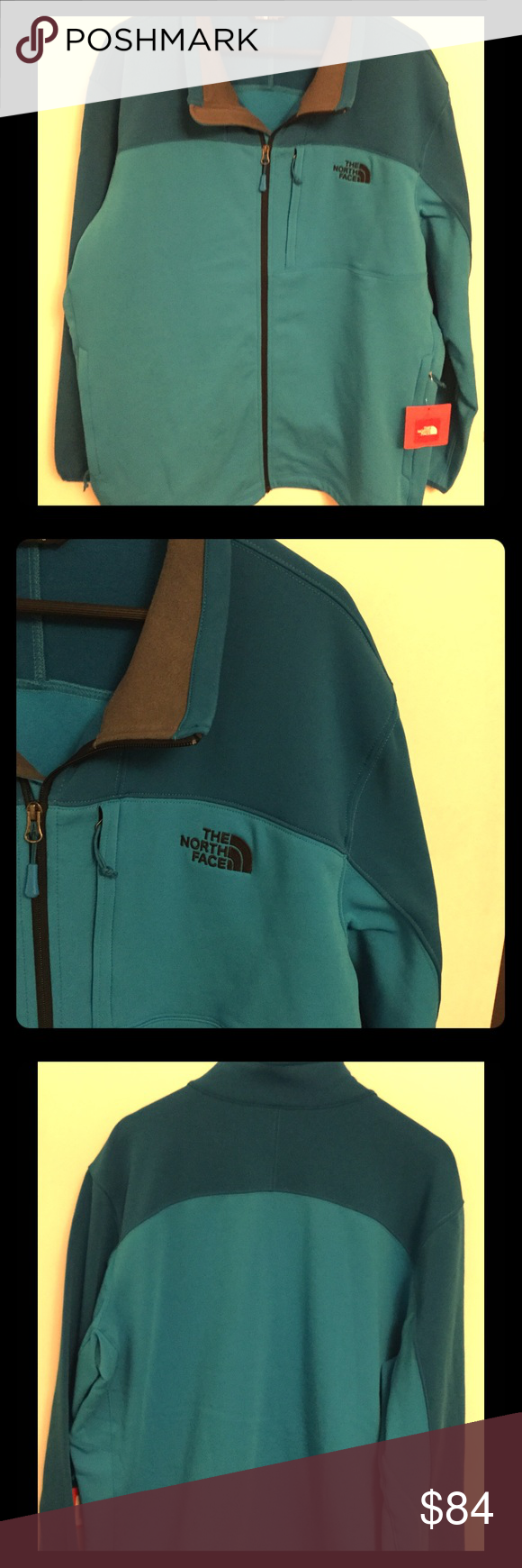 030ed3c6f NWT The North Face Men's 200 Cinder FZ jacket XXL Brand new with tag ...