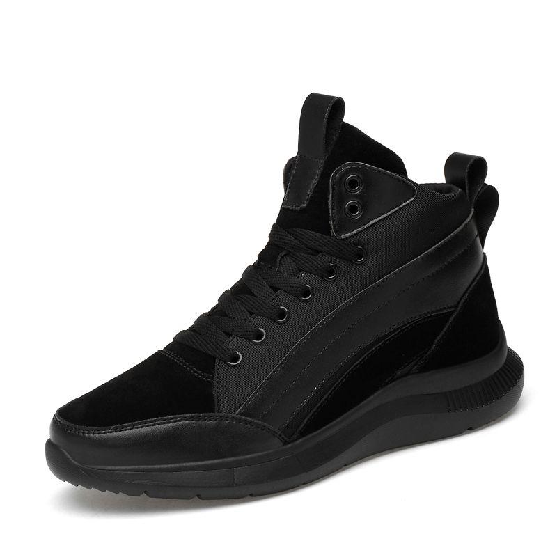 Hidden Lift Plimsolls Shoes Height 3.2
