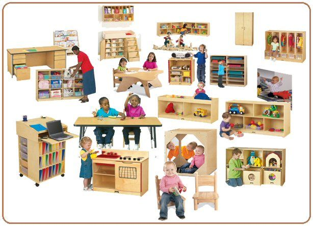 Classroom Design Website ~ Toddler classroom birch furniture set preschool layout