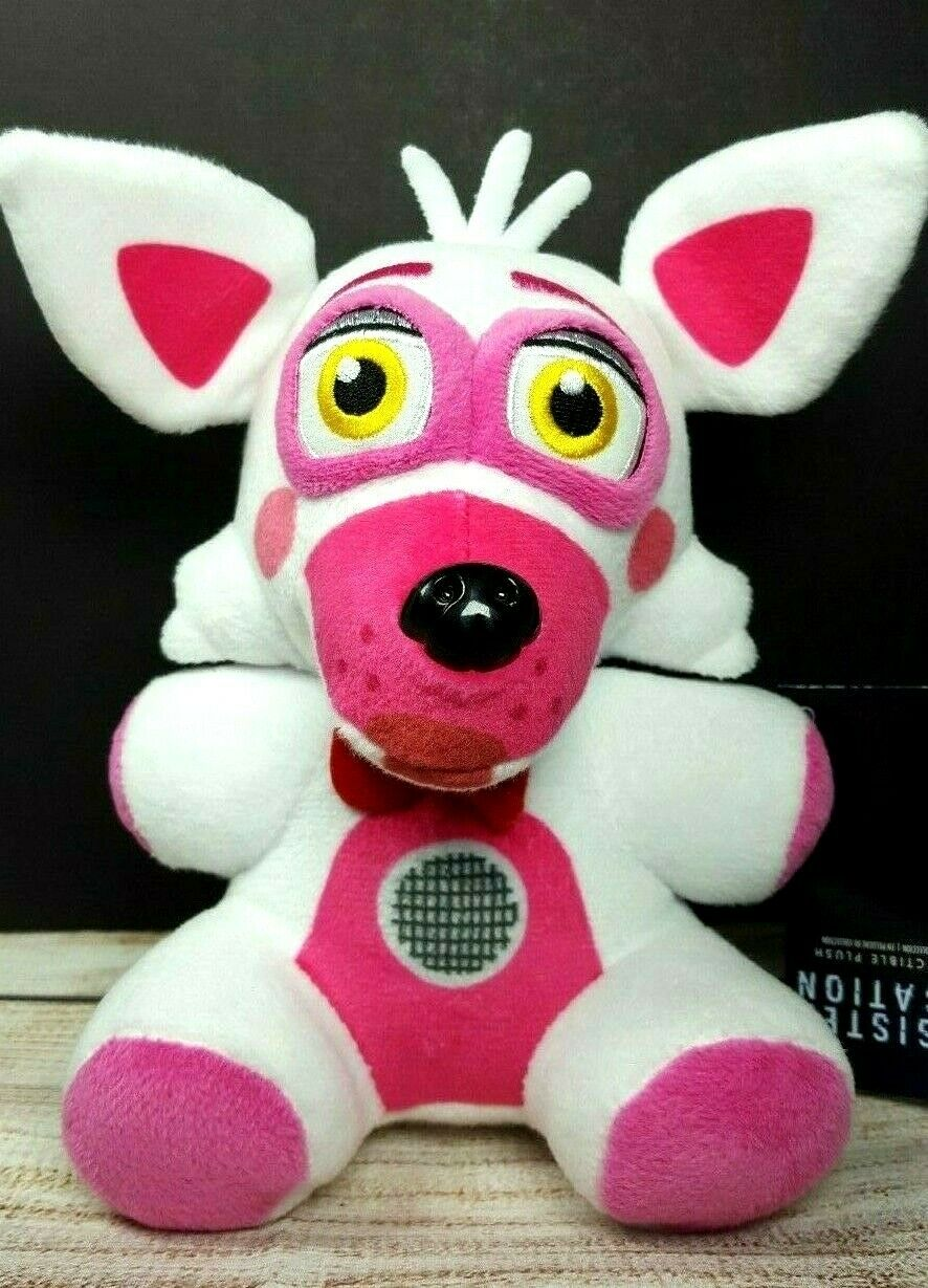 Fnaf Five Nights At Freddy S Sister Location Mangle Plush Stuffed Animal New Ebay Collectable Plush Plush Stuffed Animals Sister Location