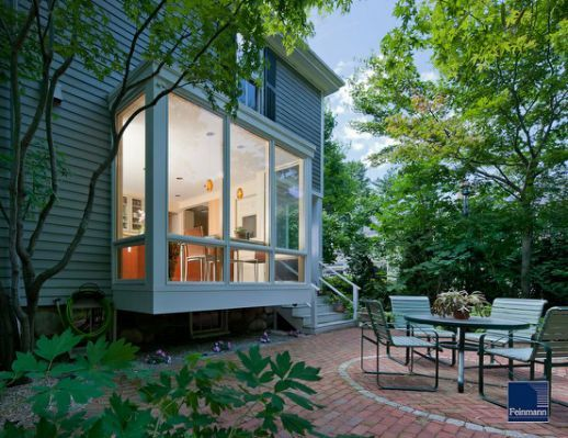 Houses With Bay Windows bay window bump out additions | | windows/doors | pinterest
