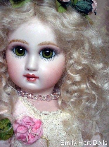 """Jumeau """"Lyric"""" - Emily Hart Dolls"""