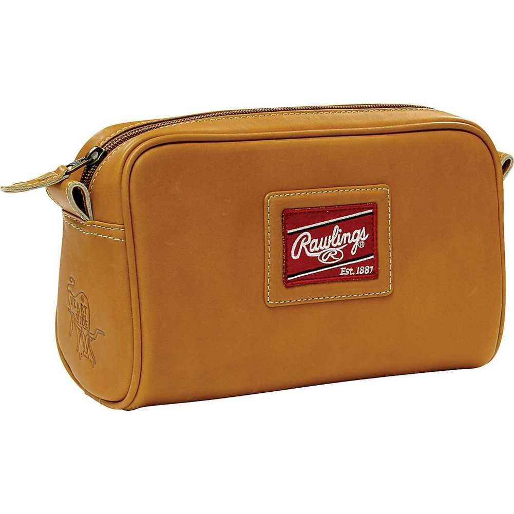 2293a280dd Rawlings Heart of the Hide Travel Kit (Tan)