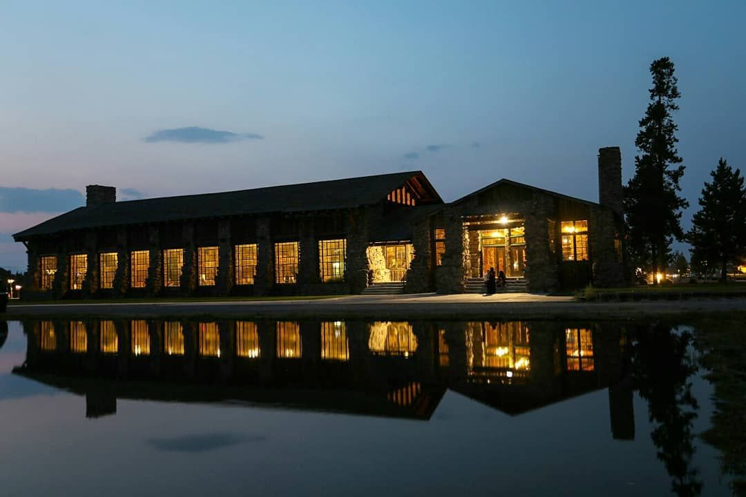 Union Pacific Dining Lodge - West Yellowstone, MT ...