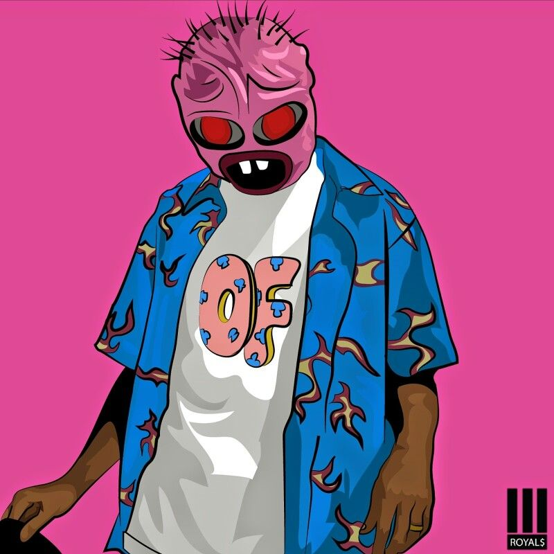 Pin by Xavier Odiwo on Tyler the creator \ØF Odd future