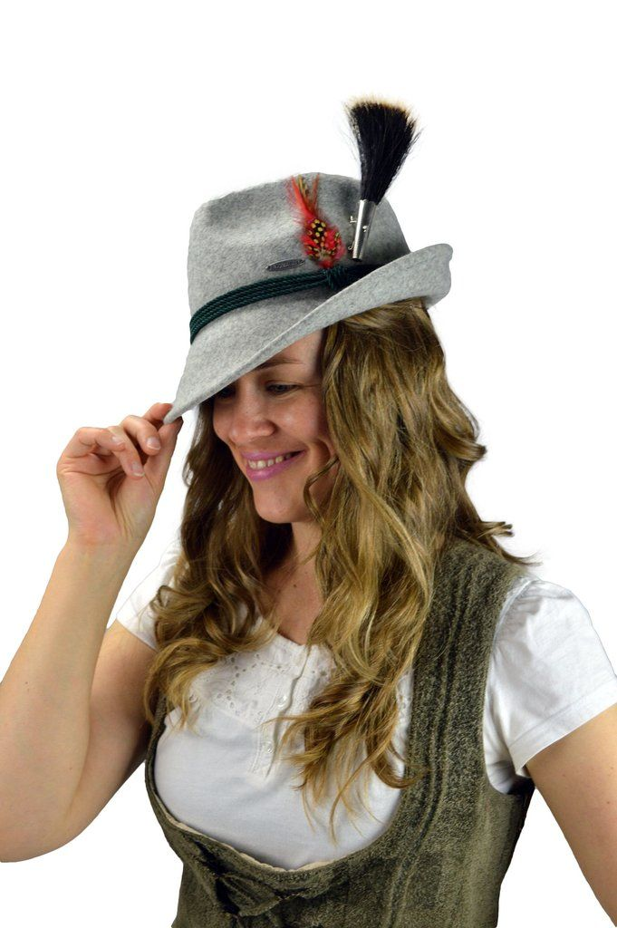 Gamsbart Brush Hat Pin 5 5 Germangiftoutlet Com German Hats German Gifts Hat Pins