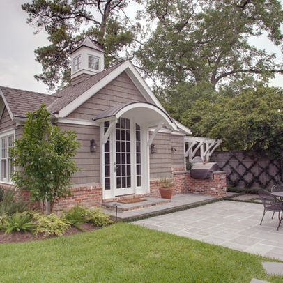 Arched Copper Awning Design Ideas, Pictures, Remodel, and Decor