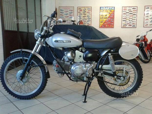 Aermacchi Harley Davidson 350 1968 Motociclette Vintage Moto Moto Da Cross