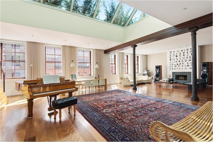 Schon 140 Franklin Street, Tribeca Loft Conversion, Lofts, Cool Listings,  Interiors, Penthouse
