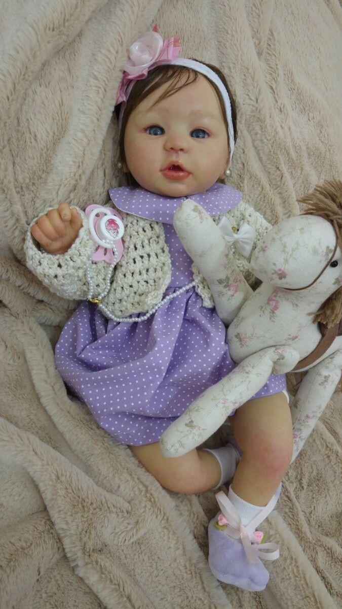 9d3ab6f1e linda bebê reborn letícia! promoção!! frete grátis!!