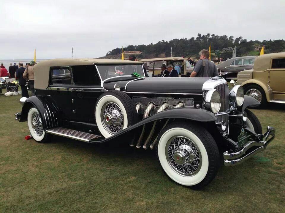 1929 Duesenburg Model J Murphy Body Classic Cars Vintage