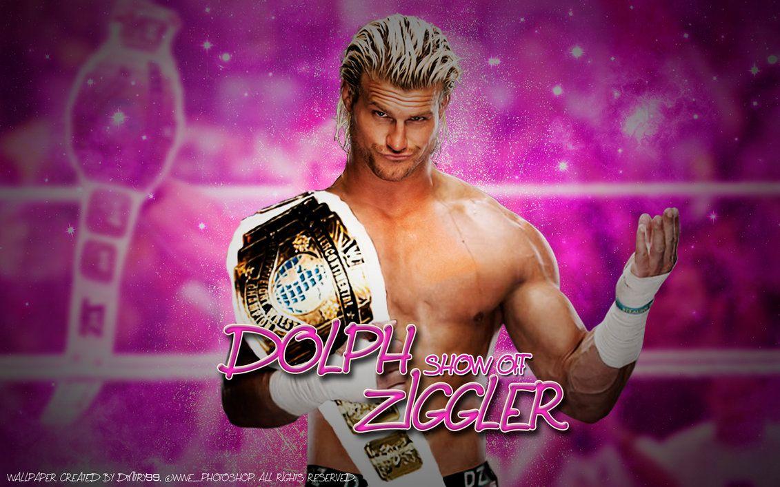 Zig Zag Dolph Ziggler Wwe Wrestling