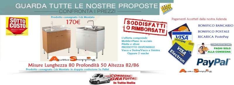 Lavelli Per Cucina Completi Di Mobile A Roma Kijiji Annunci Di Ebay Lavelli Cucine Mobili