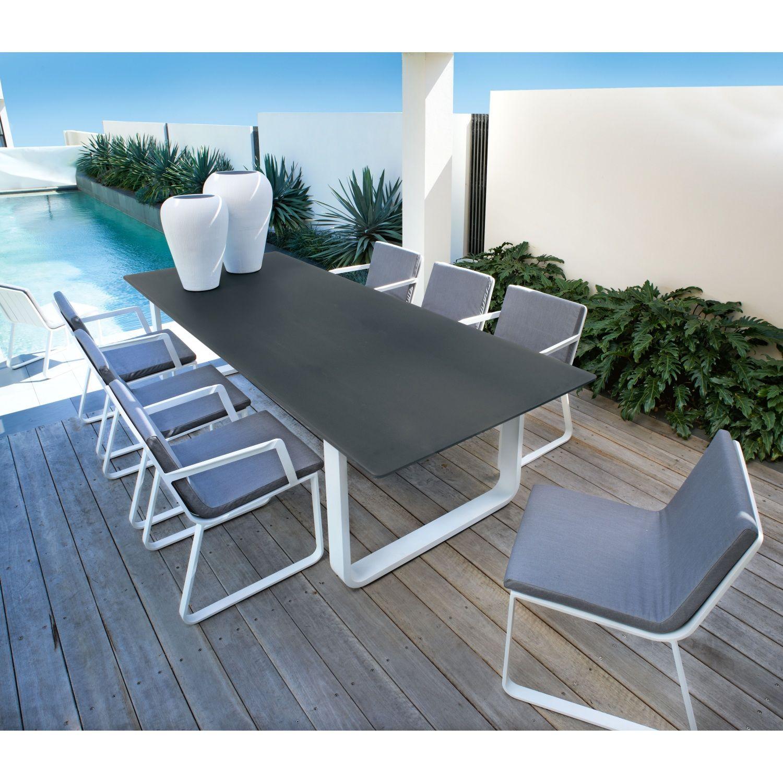Pontoon Rectangular Dining Table