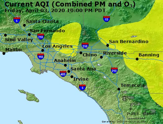 Type in your zip code to find out your air quality. in