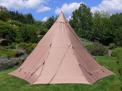 Green Outdoor - Tipi Tent