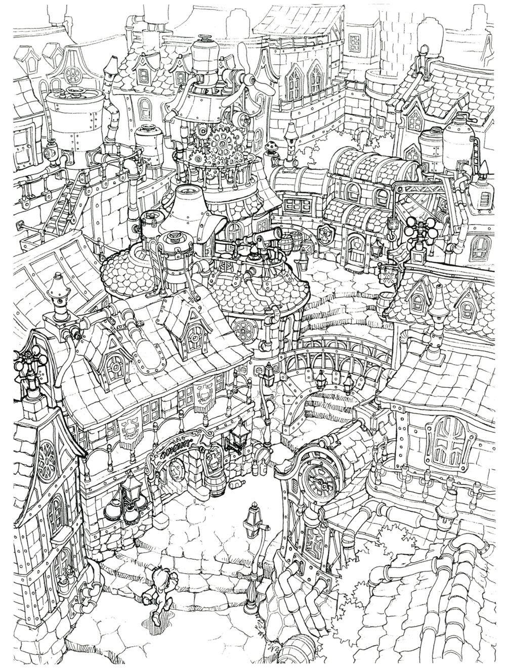 Kusanagi Studio Final Fantasy IX Artwork Images - The Final Fantasy ...