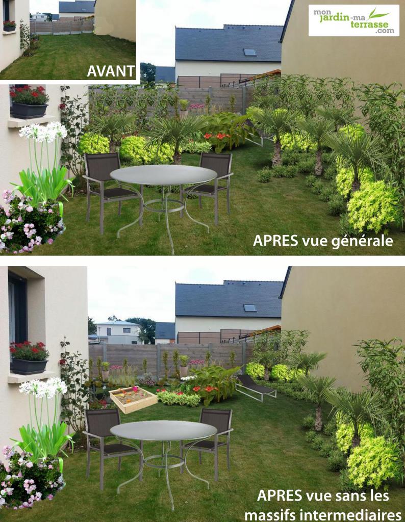 100 Génial Suggestions Aménager Un Petit Jardin En Longueur