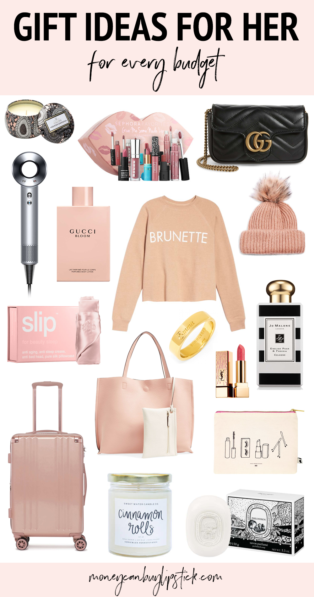 Christmas Gift Ideas For Her.The Ultimate Gift Guide Money Can Buy Lipstick Christmas