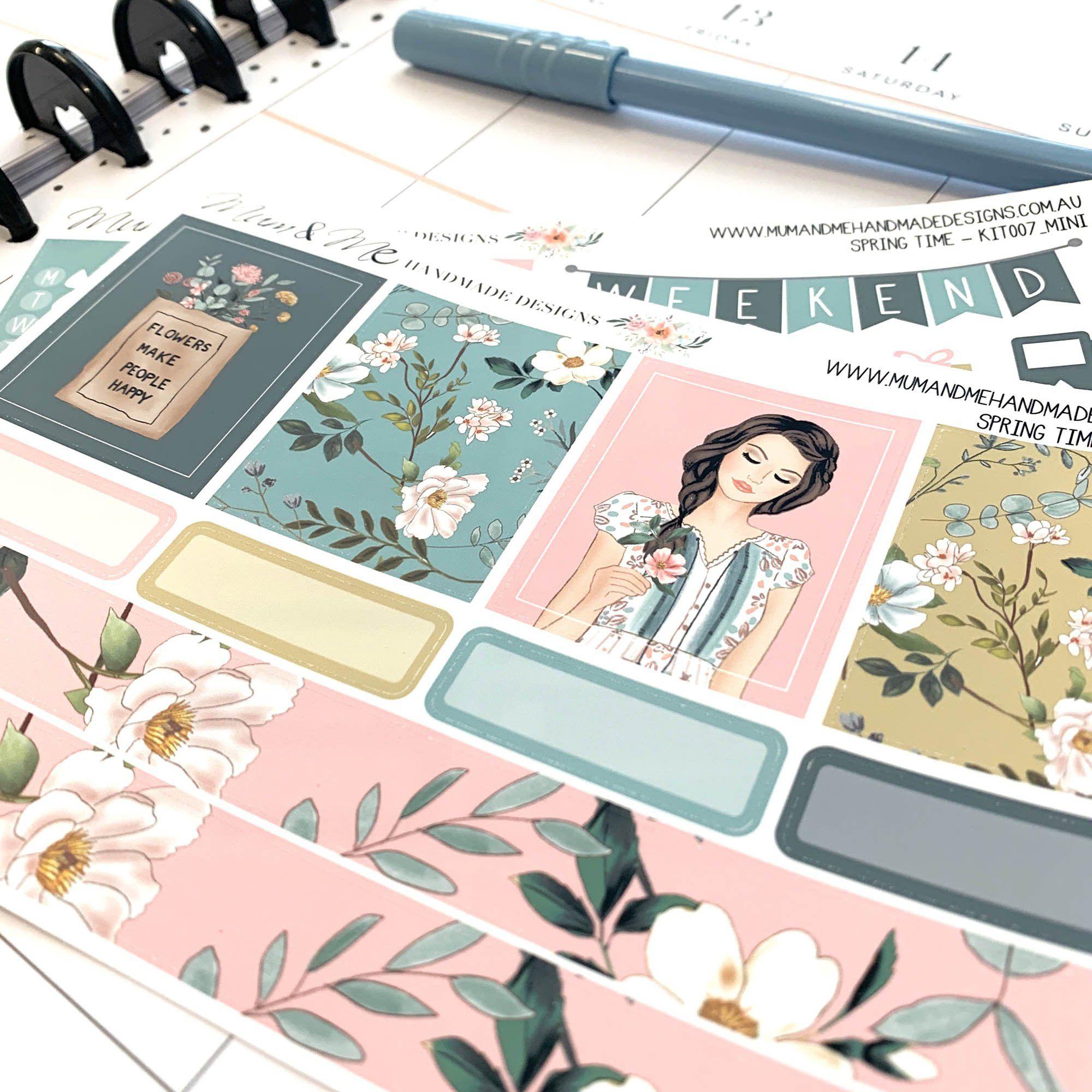 Mini Kit: Spring Time
