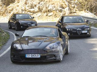 2012 Aston Martin DBS Coupe Reviews, Pictures and Prices