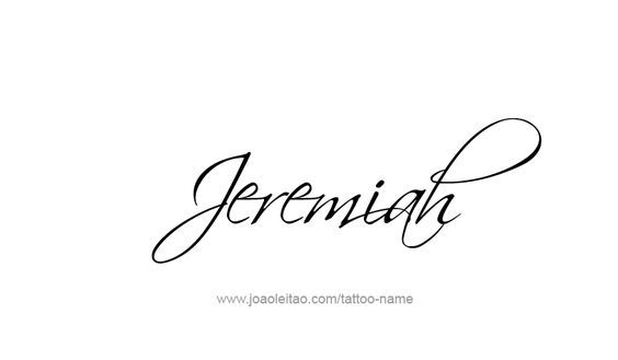Jeremiah 29 Verse 11 Tattoos 62440 Loadtve
