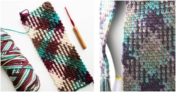 These color pooling crochet patterns will guide you in mastering the ...
